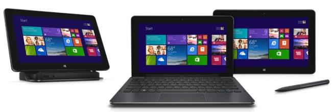 Tablet Dell Venue Pro