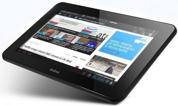 Una tablet china con una buena relación calidad-precio