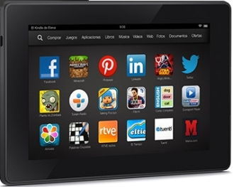 Amazon Kindle Fire HDX 7 y 8.9