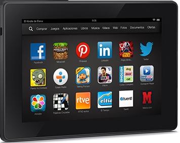 El sistema operativo que emplea la Kindle Fire HDX es el Fire OS 3.0 Mojito