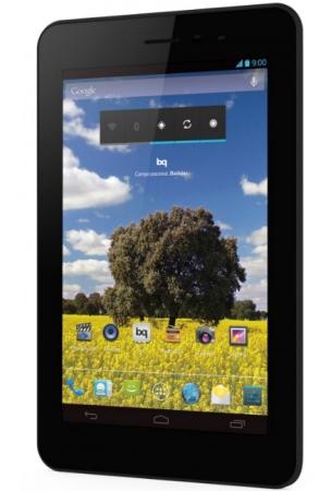 El phablet usa el sistema operativo Android 4.2 Jelly Bean