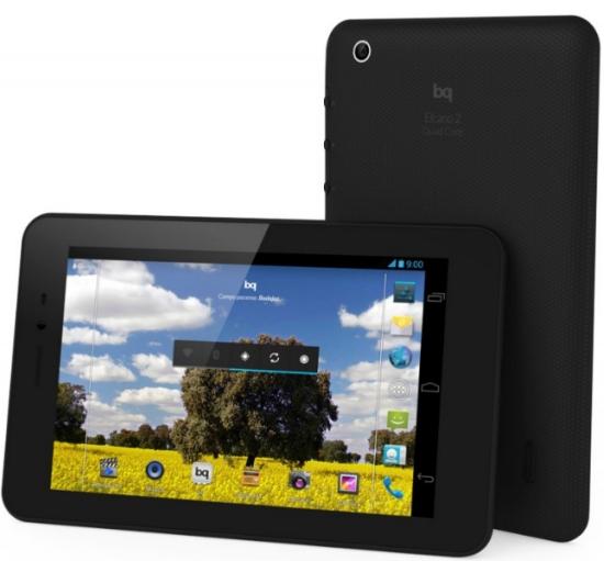 Funciones de tableta y smartphone son las que presenta el phablet Bq Elcano 2 Quad Core