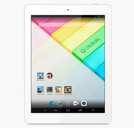 La Unusual U10Z incorpora el sitema operativo Android 4.2