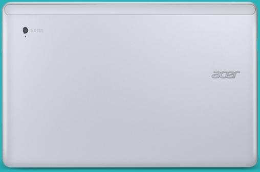 La Acer W700 dispone de una carcasa de aluminio