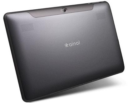 La tablet china cuenta con una camara trasera de 5 megapíxeles