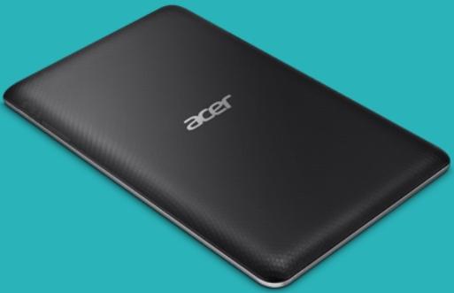 La Acer Iconia B1-720 integra el sistema operativo Android 4.2.1