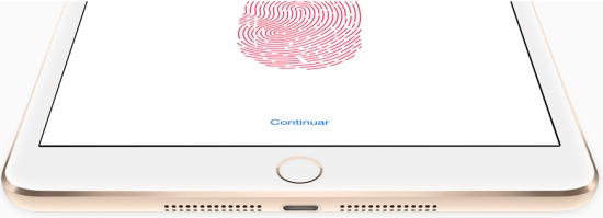 Touch ID es la única novedad que encontrarás en el iPad Mini 3