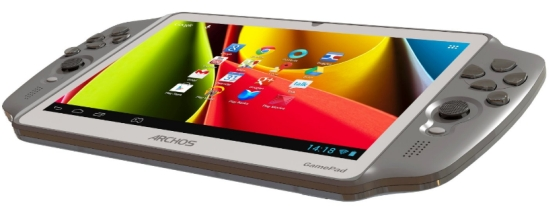 La tableta viene equipada con Android 4.1 Jelly Bean