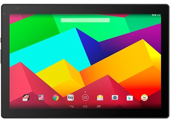 La BQ Aquaris E10 viene equipada con Android 4.4.2