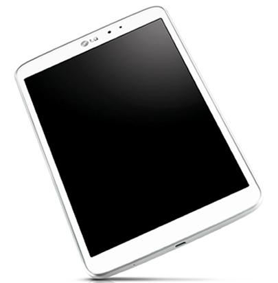 La tableta de LG equipa una pantalla de 8.3 pulgadas