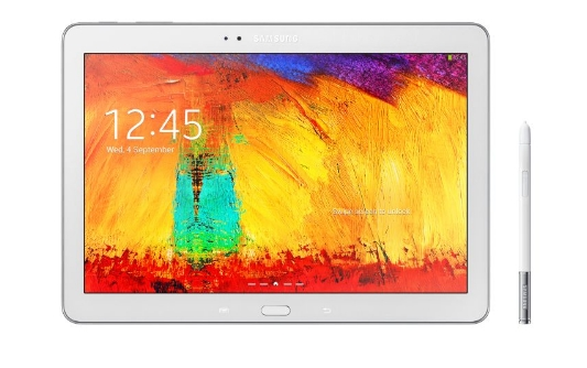 La tableta de Samsung integra una pantalla de 10.1 pulgadas