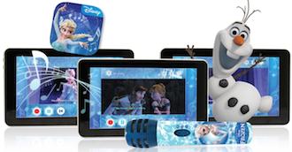 Las mejores tablets de 7 y 8 pulgadas para niños