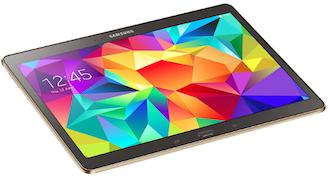 Samsung Galaxy Tab S 10.5, posiblemente la mejor tablet Samsung de 2015