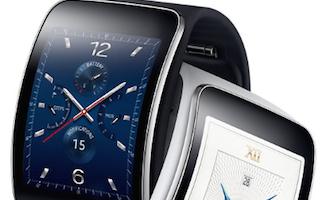 Samsung Gear S, un smartwach con pantalla curva
