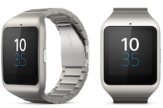 Sony Smartwatch 3, un reloj inteligente compatible con Android