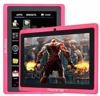 Las tablets para niños más baratas del mercado