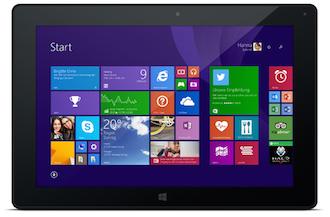 Las mejores tablets Windows con la mejor relación calidad precio de 2015